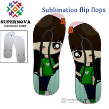Custom Flip Flops Wholesale ,Sublimation Slippers Flip Flop