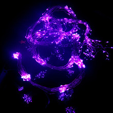 Hot Sale Customized LED Christmas Teardrop Christmas Lights