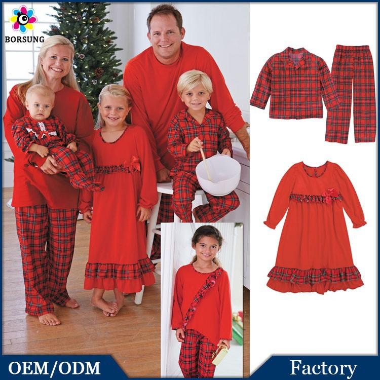 Christmas Pajamas, Christmas Pajamas Suppliers and Manufacturers ...