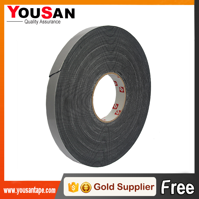 2019 Hot Selling Die Cutting Double Sided PSR RS PRO Black Foam Tape
