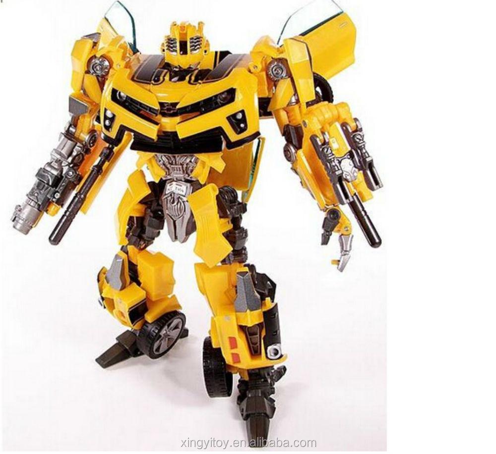 Hasbro Transformers Human Alliance Bumblebee Figure Sam ROTF Toys Gift Model Hot