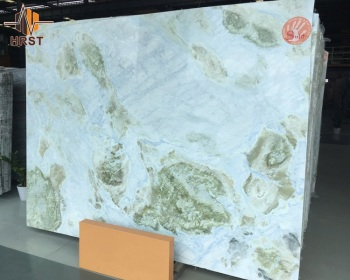 Cheap price blue river and moon river marble slabs wholesale