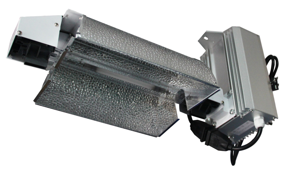 Hydroponic Grow Light Reflector,Compact Double Ended Reflector ...