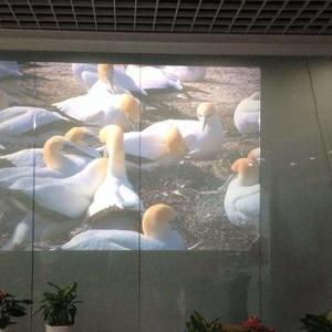 factory screen rear projection film pdlc for smart electrochromic glass