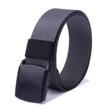 폭발적인 부 Nylon Belt With POM 플라스틱 버클 Force Tactical Canvas Belt