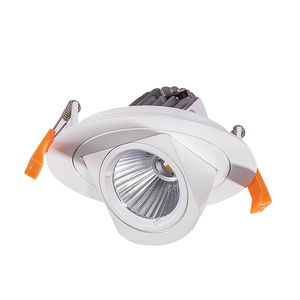 5w 10w 15w 30w square gimble led exposed eyeball downlight 12v 24v trunk adjustable rotatable downlight led gimbal downlight