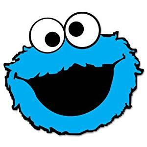 "Elmo Sesame Street Vynil Car Sticker Decal  5/"""