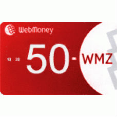 prepaid webmoney card 50 wmz - Buy Prepaid Card