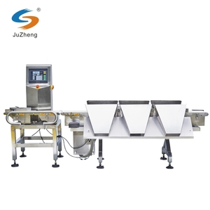 2018 hot sale nice food processing weight sorting machine scales