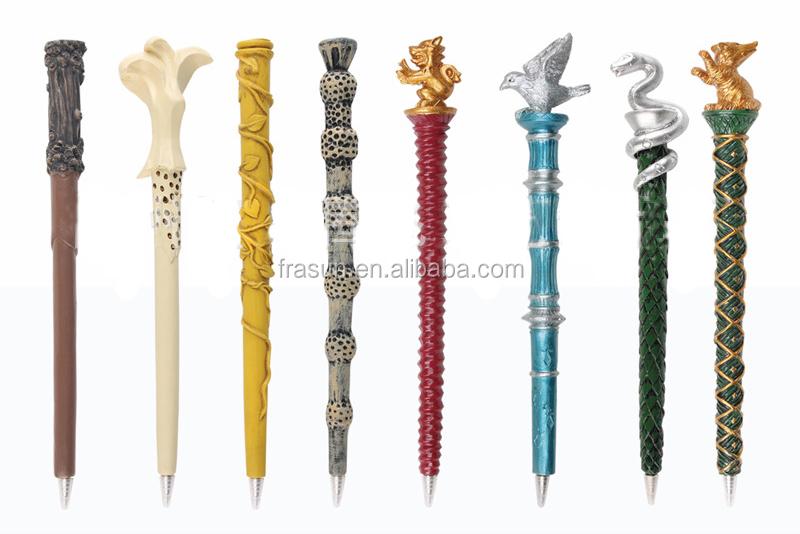 Wand Len novelty fancy ballpoint pen magic wand pen for buy magic wand