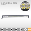 Cheap aluminum house 240w led light bar