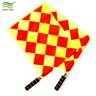 Track and Field Sports Referee Football Soccer Hockey Linesman Flag Athletic Competition Hand Flag