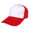 5panel-White+Red