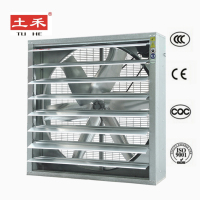 1.1kw/380v/50hz/3phaze 50 Inch blades Axial Fan Industrial Poultry Greenhouse axial cooling Exhaust Fan