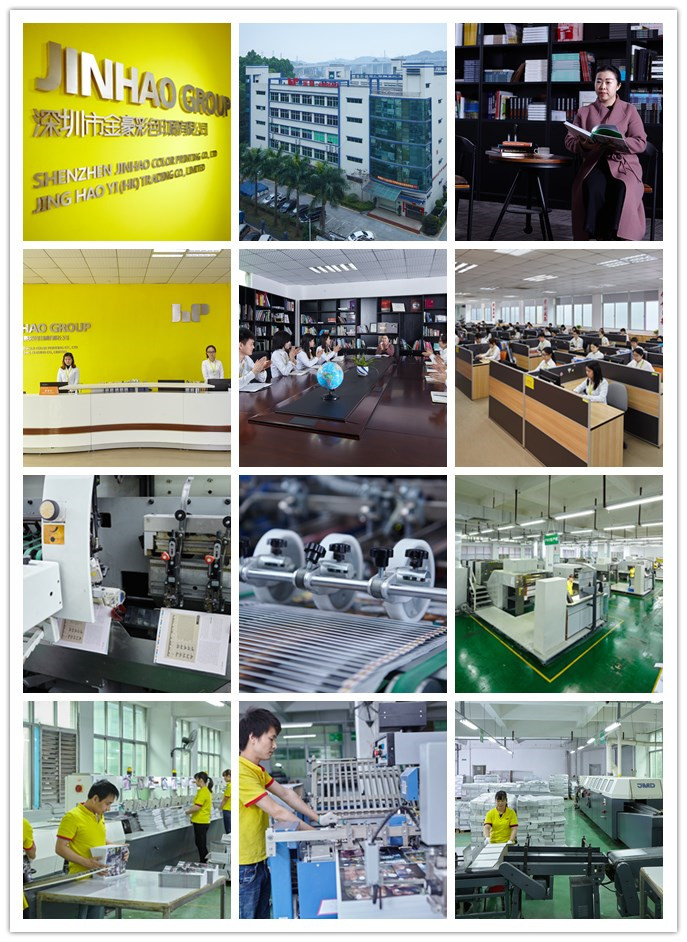 2019 textbook printing factory for publisher