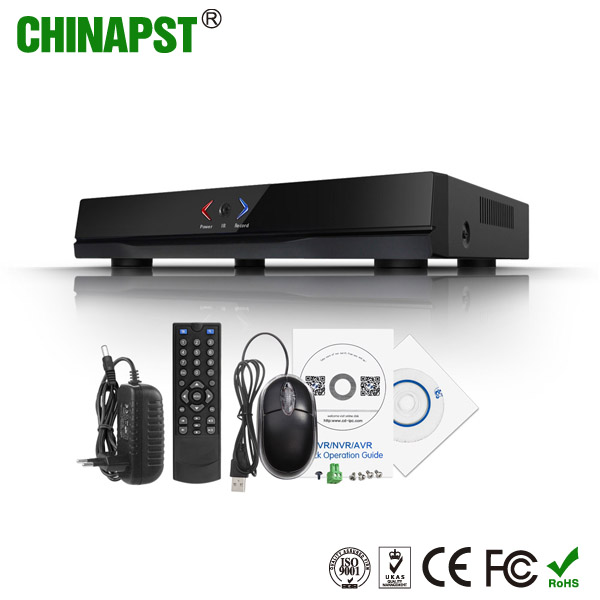 High quality Support NVSIP APP P2P 8 CH PTZ 1080P ip camera nvr system PST-NVR008