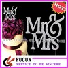 Stunning rhinestone mr and mrs rhinestone cake topper for wedding