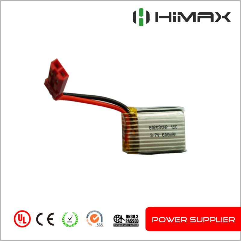 high rate 20c 30c 50c rc airplane 3.7v lipo battery cell