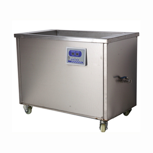 Industrial 60l ultrasonic cleaner for washing