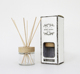 New Design Home Decoration Lavender Fragrance Reed Diffuser With Rattan Sticks