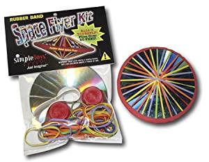 Rubber Band Space Flyer Kit