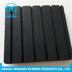 12mm thickness bubble/groove Cow Horse Rubber Mat For Flooring