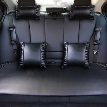 Leather Sofa Seat Cushion Covers Pillow Car