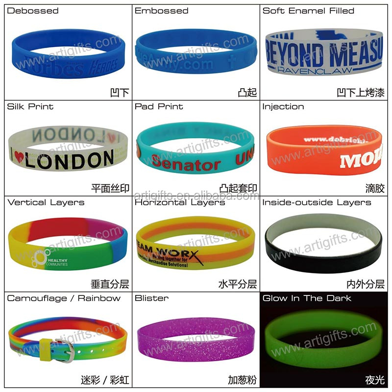 Available in various colors fashional custom terry cloth wristband