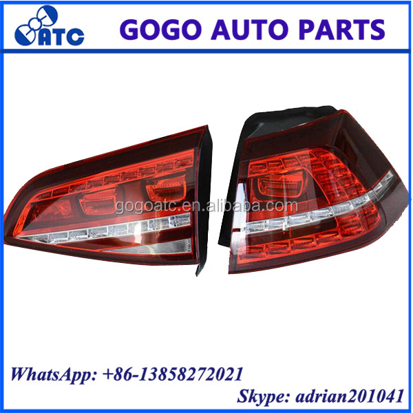 FOR VW GOLF 7 TAIL LAMP
