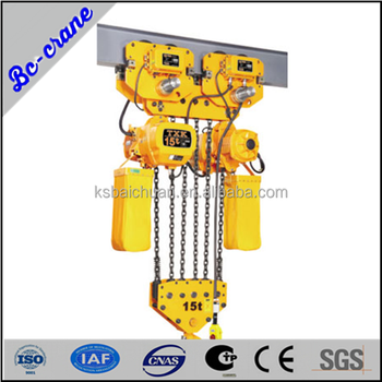 kito type electric chain hoist with hook buy remote. Black Bedroom Furniture Sets. Home Design Ideas