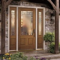fiberglass-exterior-doors-with-sidelights-and-transom/Daan DB-12