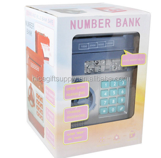 Hot Sell ATM Automatic Piggy Bank