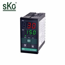 CH402 SKG one channel relay switch control high temperature electric oven thermostat thermocouple pid controller