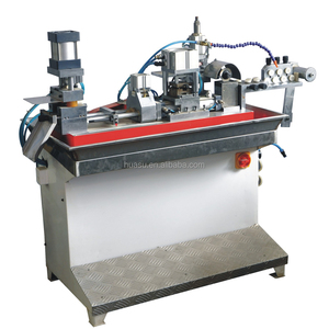 automatical fishing thread cutting machine with milling dimension / punching hole / cutting for half-rim optical frames