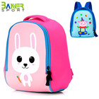 Neoprene Animal Children School Bags Kid Small Backpack Cartoon Bags for Girls Boys