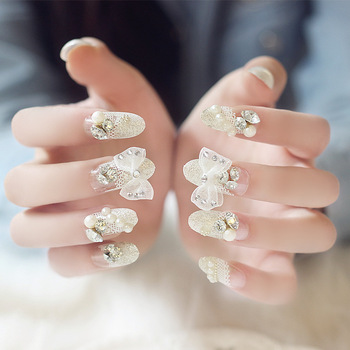 Top Hot Nail Art Summer 2017 New Trends Rhinestone Best Design Decorations