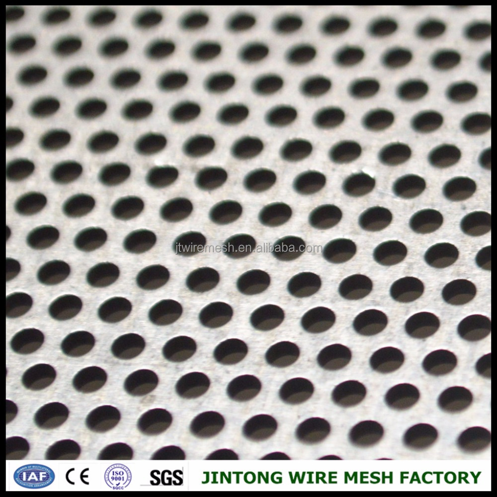 Micro Galvanized Perforated Metal Sheet For Wholesale - Buy ...
