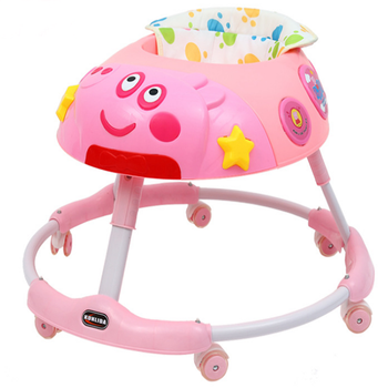 Newest Multifunction Outdoor Baby Walker Cheap Price Round Baby Walker