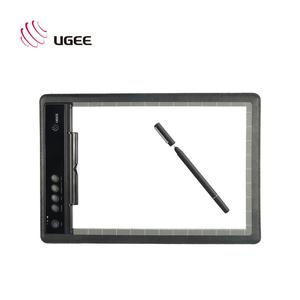 UGEE Educational Interactive Wireless 2.4G Handwriting USB Black Writing Pad with Pen