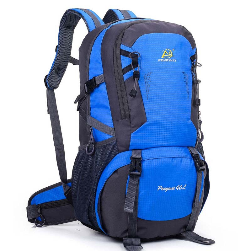 a26fb768acf7 Get Quotations · sac a dos mochila zaino mochilas 2015 men Polyester Sport  outdoor camping hiking backpacks waterproof bag