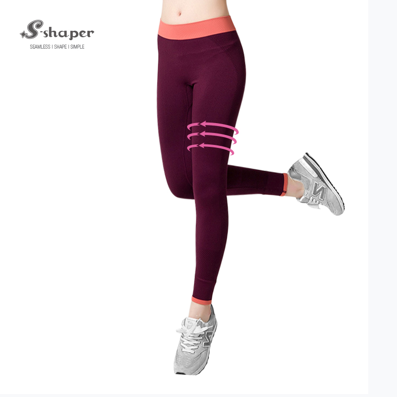 Sport Tragen Women'S Workout Yoga Legging Sport Kleidung Yoga Leggings