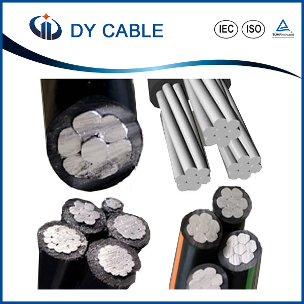 Aluminum conductor power station aerial bundle cable abc cable code pekingese