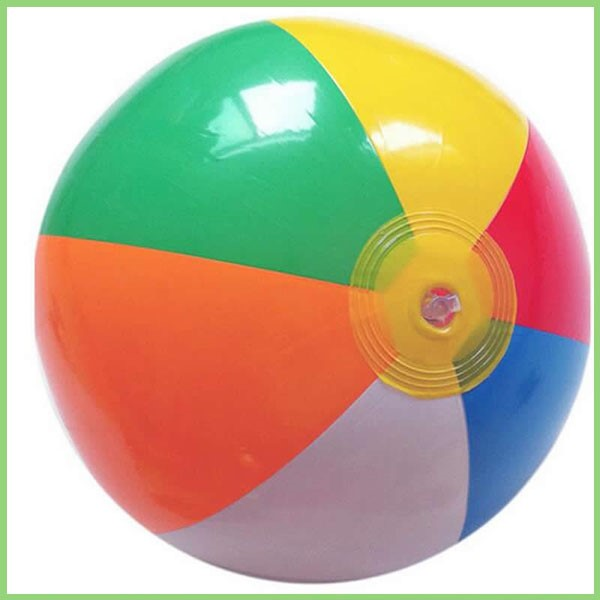 Promotional Inflatable Big Color Beach Ball