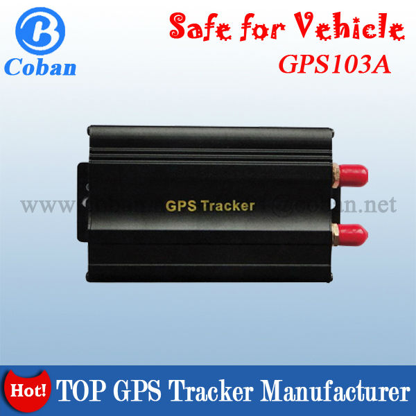 Mini Global Real Time GPS Tracker A8 GSM/GPRS/GPS Tracking Device ,Track through both PC& Smartphone APP