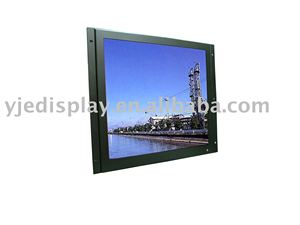 5.7 inch~65 inch Industrial LCD Monitor (Metal Frame)
