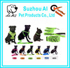 Warning Dog Collars Lead Leash Harness Dog Training Vest