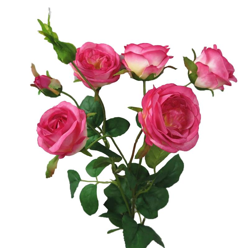 English Garden Rose Flower Artificial Flower Rose For Wedding And