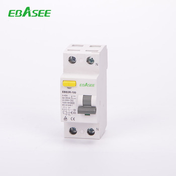 3/6KA Single Pole RCCB Residual Current Circuit Breaker Device 40Amp Type B Type A Type AC RCCB RCD