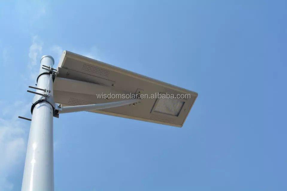 50w Led Solar Street Light,Street Led Light,Solar Energy Bajaj ...
