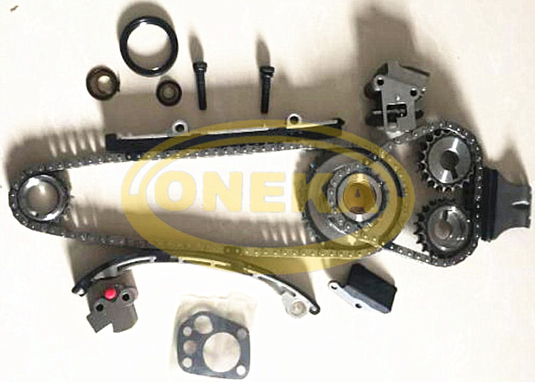 [ONEKA SPARE PARTS] ONK-NS036 9-4180S TK-NS104-N ENGINE KA24DE TIMING CHAIN KIT FOR Altima 2.4L 1991-2001 / 240SX 2.4L 1991-1998